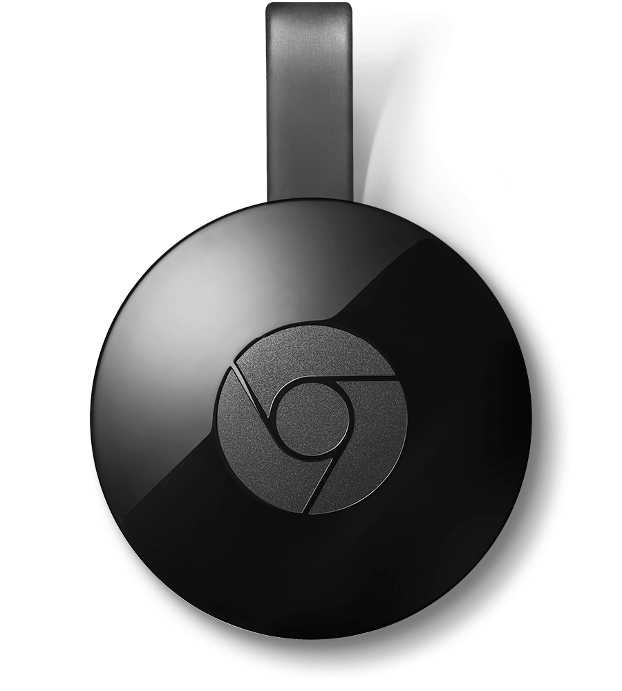 Google Chromecast 2 HDMI 1080p Full HD