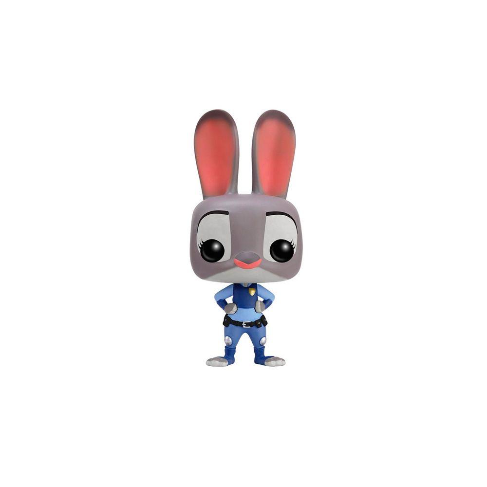 Boneco Colecionável Judy Hopps Zootopia Funko Pop Disney #189