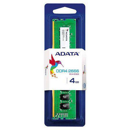 Memoria A-DATA Premier 4GB CL19 2666MHz DDR4 DIMM AD4U2666W4G19-S