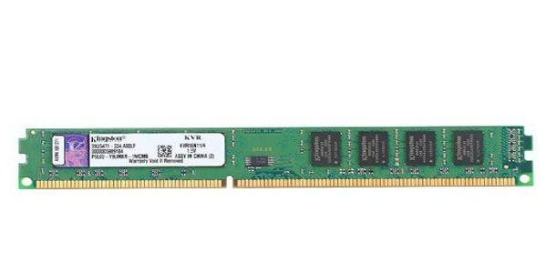 Memoria Kingston 4GB 1600MHZ DDR3 - KVR16N11/4