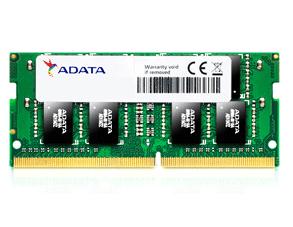 Memoria Note A-DATA 8GB 2400MHz CL17 DDR4 1.2V SODIMM AD4S240038G17-S