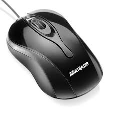 Mouse Colors Black USB - MO141