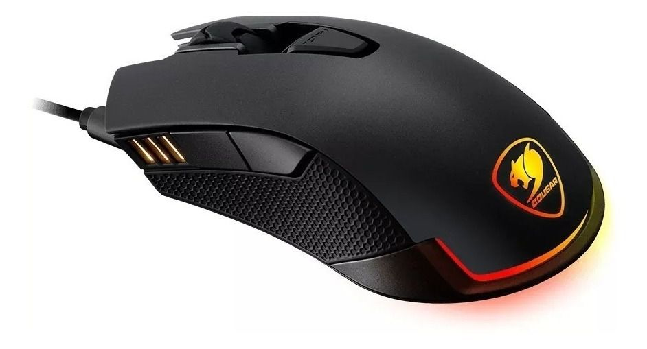Mouse Cougar Optical RGB Revenger S 12000 dpi