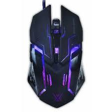 Mouse Gamer 6D com iluminação LED RGB