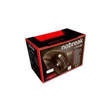 Nobreak UPS MIni 600va Bivolt 6 Tomadas 115V / 220V 5A