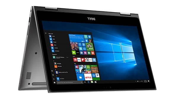Notebook 2in1 Dell Inspiron 5378 i5-7200| 8GB DDR4| HD 1TB| 13.3 FHD |Touch| Win10 Home