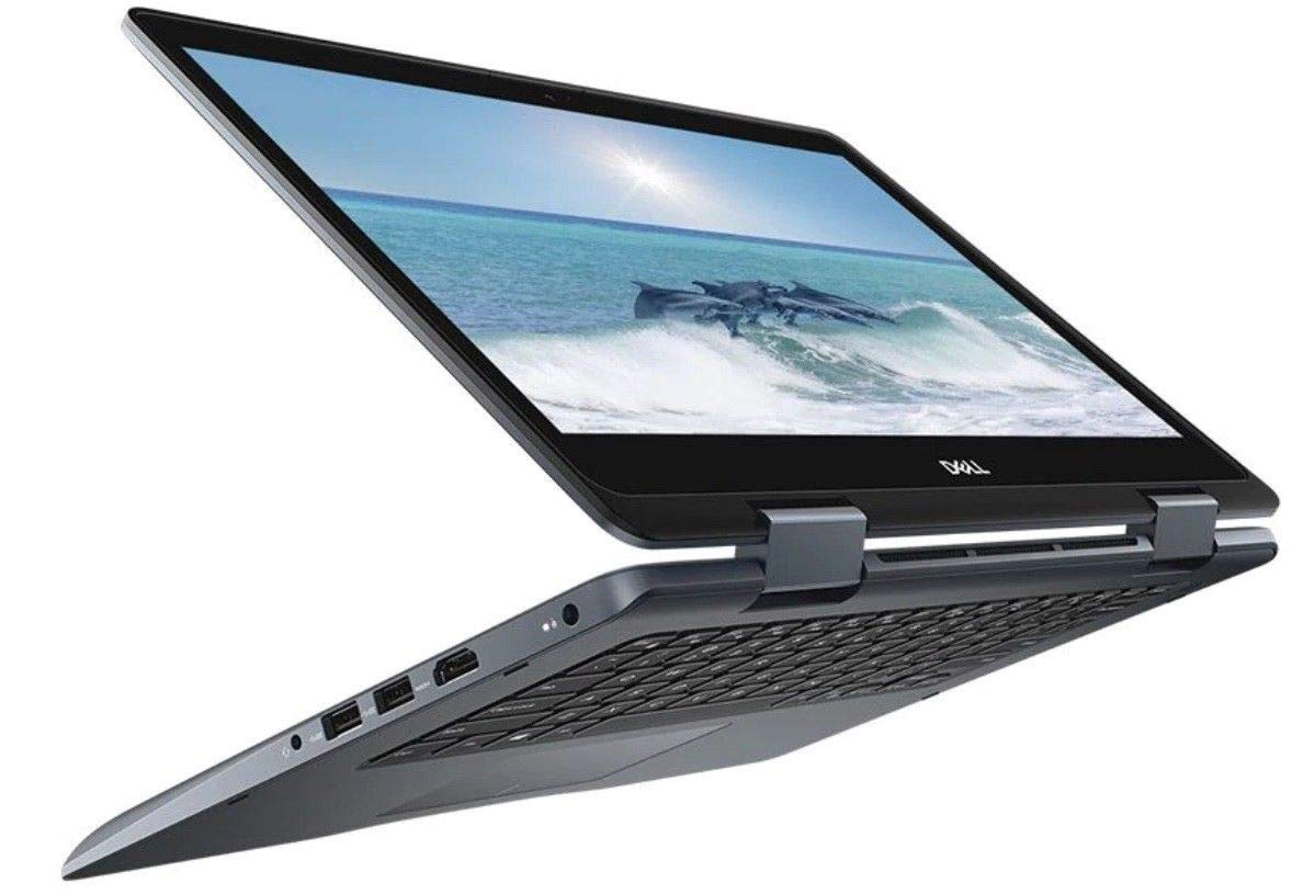 Notebook 2in1 Dell Inspiron 5481 i3-8145U| 4GB DDR4| SSD 128GB| 14.0 HD| Touch| Win10 Pro