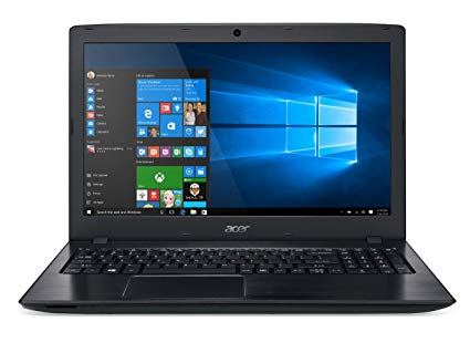 "Notebook Acer Aspire E15| 15""| Amd Quad-Core| 4GB DDR4| HD 500| DVD| Win10"