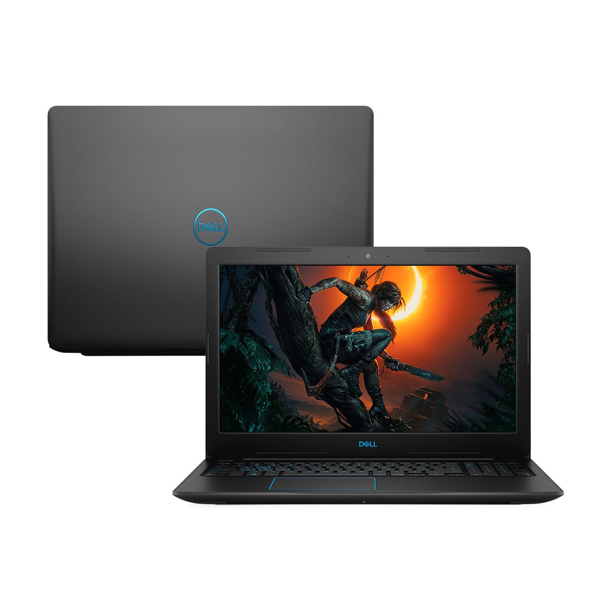 Notebook Dell Gamer G3 3579 i7-8750H 8GB DDR4 1TB GeForce GTX 1050 4GB 15,6 Win10 Home