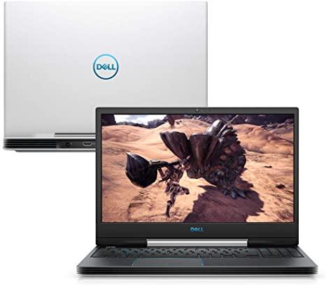 Notebook Dell Gamer G5 5590 i7-9750H 16GB DDR4 SSD 512GB GeForce GTX 1660 Ti 6GB GDDR6 15.6 FHD Win10 Home