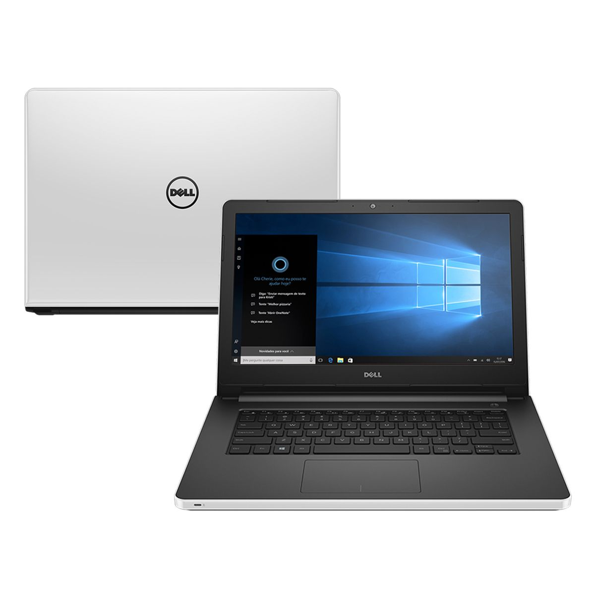 Notebook Dell Inspiron 3481 i3-7020U| 4GB DDR4| HD 1TB| 14.0 HD| Win10 Home