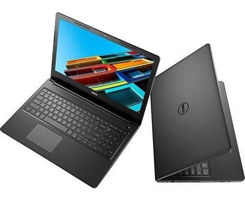 Notebook Dell Inspiron 3567 i3-7020U| 4GB DDR4| HD 1TB| 15.6 HD |Win10 Home