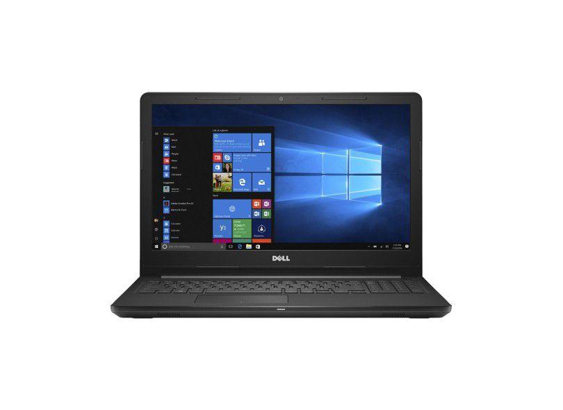 Notebook Dell Inspiron 3567 i5-7200| 4GB DDR4| HD 1TB| 15.6| Win10 Home