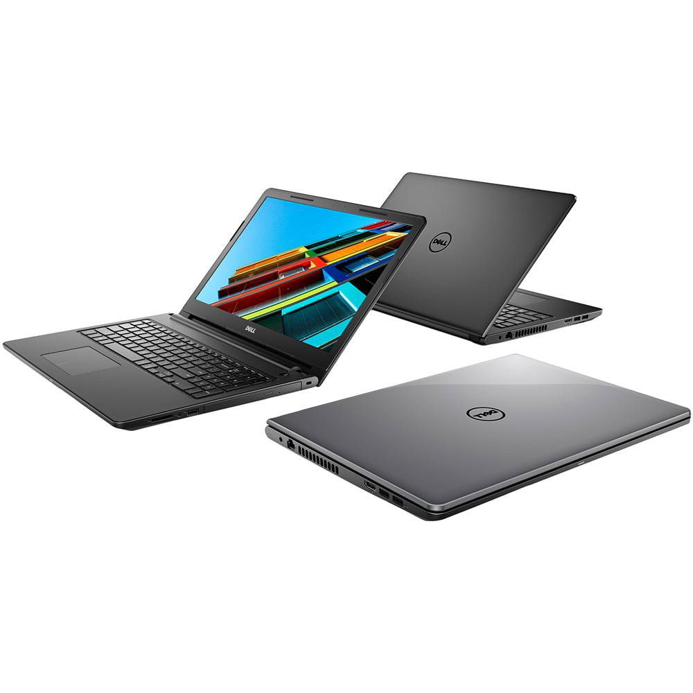 Notebook Dell Inspiron 3567 i7-7500| 8GB DDR4| HD 2TB| 15,6| Win10 Home