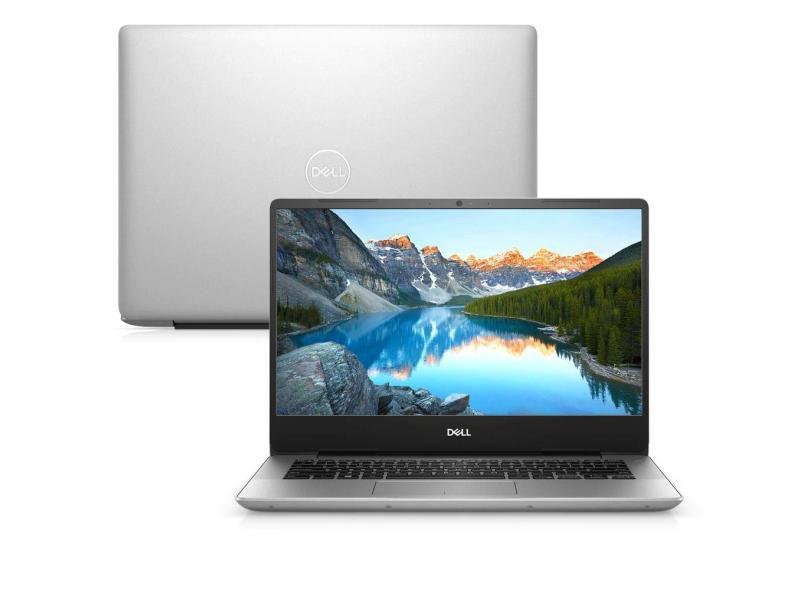 Notebook Dell Inspiron 5480 i5-8265U 8GB DDR4 HD 1TB GeForce MX150 2GB GDDR5 14.0 FHD Win10 Home