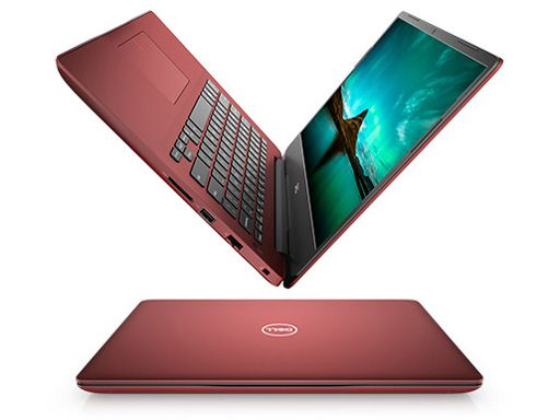 Notebook Dell Inspiron 5480 i7-8565U| 8GB DDR4| SSD 256GB| GeForce MX150 2GB GDDR5| 14.0 FHD| Win10 Home | Red
