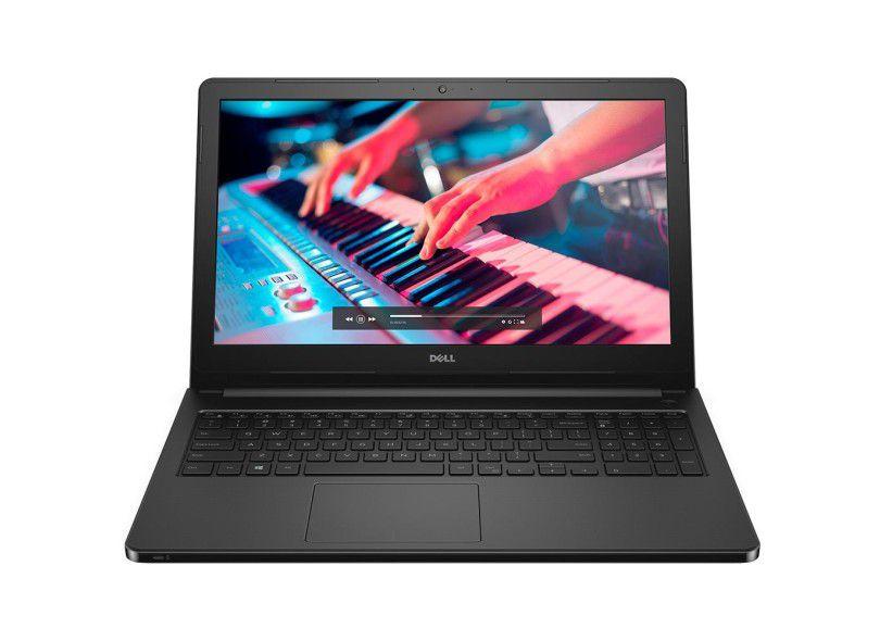 Notebook Dell Inspiron 5566 i3-6006| 4GB DD4| HD 1TB|15,6|Win10 Home