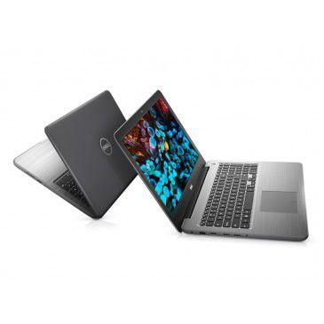 Notebook Dell Inspiron 5566 i5-7200 8GB DDR4 HD 1TB AMD Radeon R7 M440 2GB GDDR3 15.6 Win10 Home
