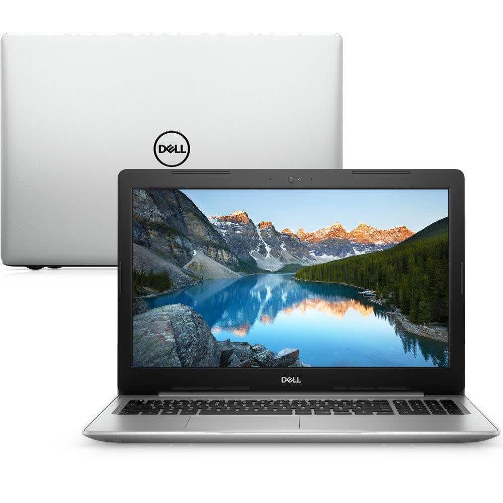 Notebook Dell Inspiron 5570 i5-8250U 8GB DDR4 HD 1TB 15.6 Win10 Home [Vitrine]
