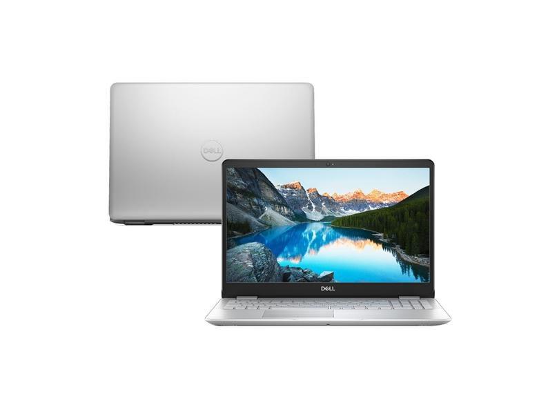 Notebook Dell Inspiron 5584 i5-8265 8GB DDR4 HD 1TB 15.6 FHD Win10 Home