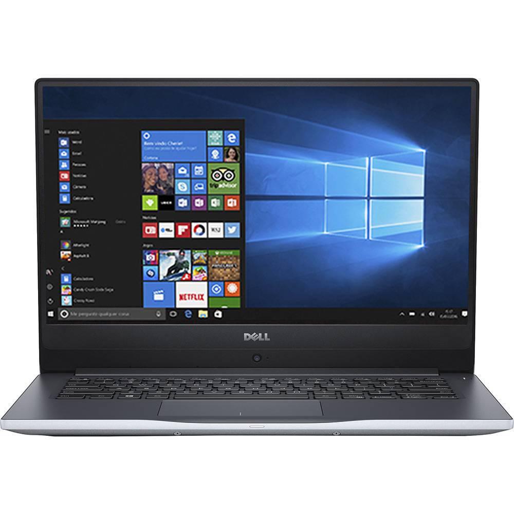 Notebook Dell Inspiron 7460 i7-7500|16GB DDR4|SSD 128GB|1TB|PLV 4GB|14|Win