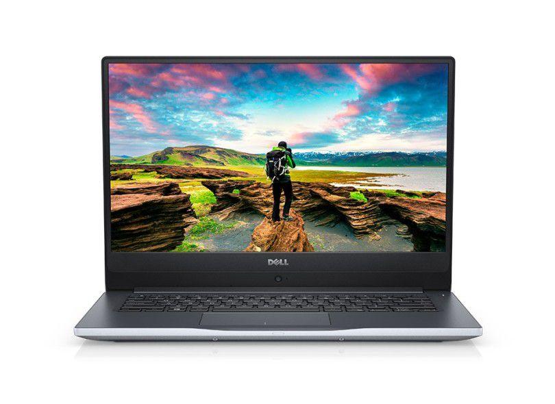 Notebook Dell Inspiron 7472 i5-8250| 8GB DDR4| HD 1TB| GeForce MX150 4GB DDR5| 14.0 FHD| Win10 Home