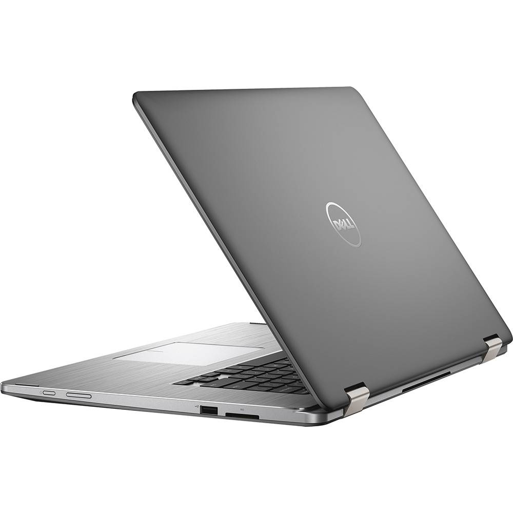 Notebook Dell Core i7 Inspiron 7568 8GB HD 1TB 15,6 FHD Touch Win10