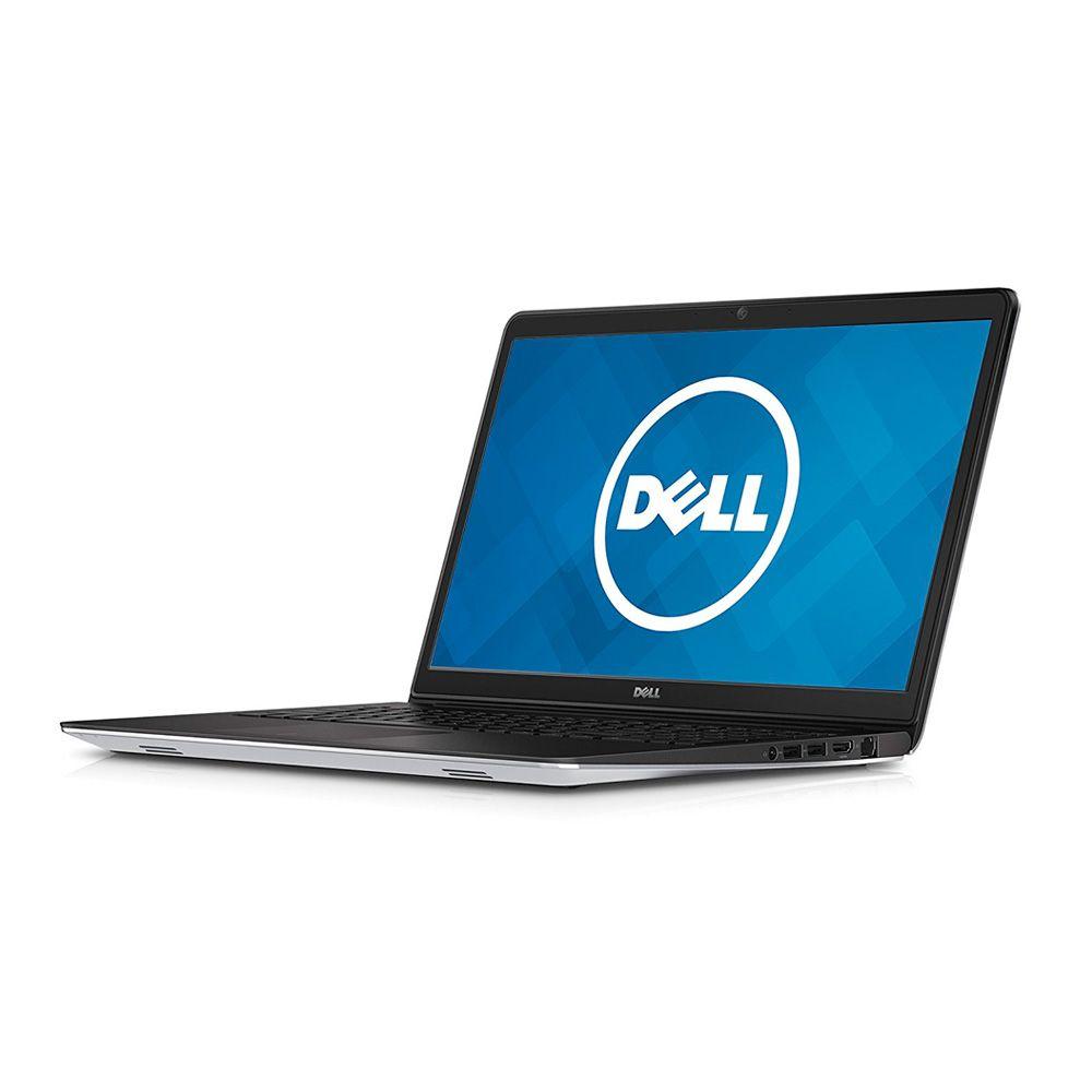 Notebook Dell Inspiron 7572 i5-8250  8GB DDR4  HD 1TB   15.6  GeForce MX150 4GB GDDR5  Win10 Home