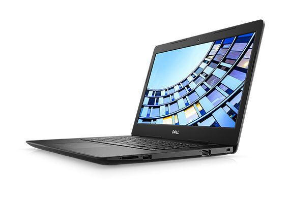 Notebook Dell Vostro 3481 i3-7020U| 4GB DDR4| HD 1TB| 14.0 HD| Win10 Pro