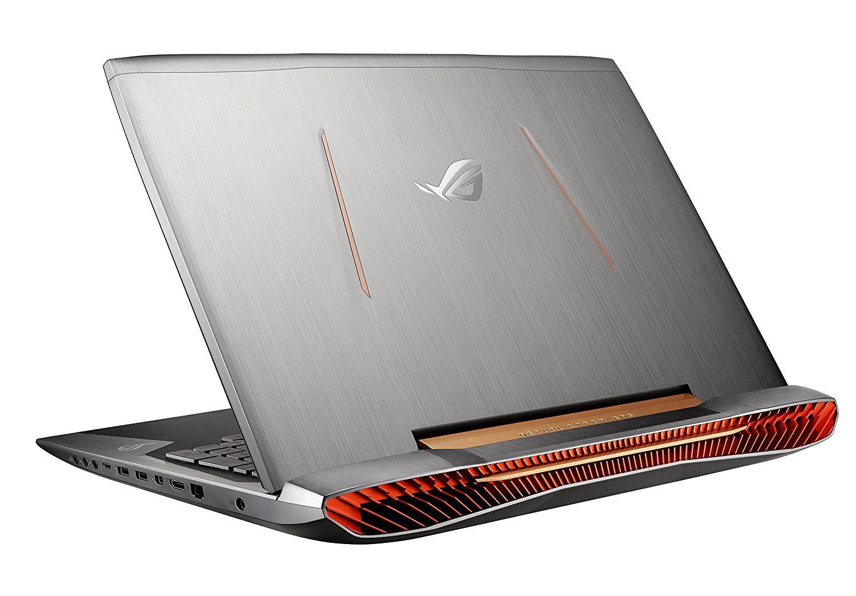 Notebook Gamer Asus G752V I7 32GB RAM SSD 256GB Plv 4GB 1Tb Win 10