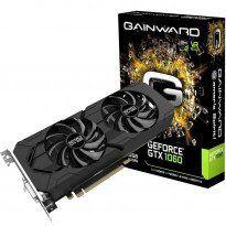 Placa De Video Nvidia Gainward GTX 1060 6GB DDR5