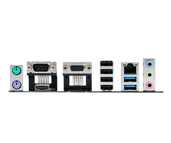Placa Mãe Asus H110M-C/BR 1151 DDR4 HDMI VGA PCI 4SATA6Gbs  6ºGera