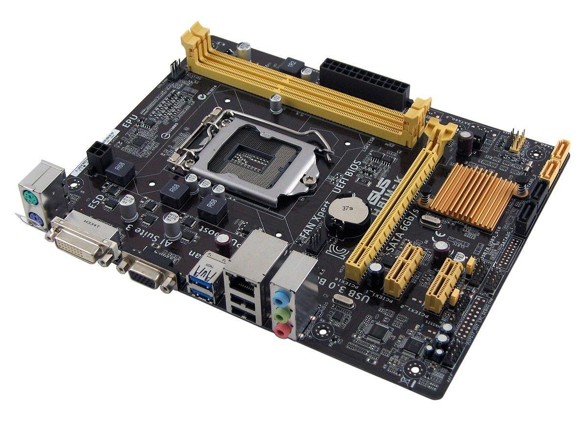 Placa Mae Asus H81M-A/BR 1150 DDR3 Micro ATX