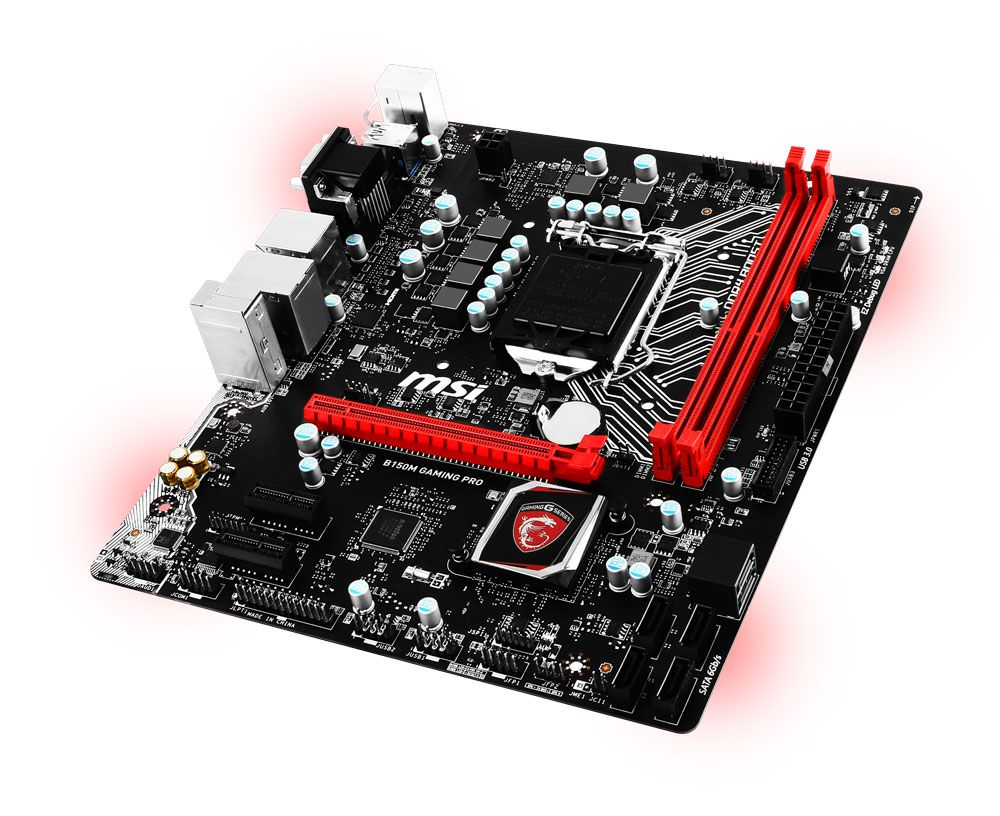 Placa Mae MSI B150M Gaming PRO