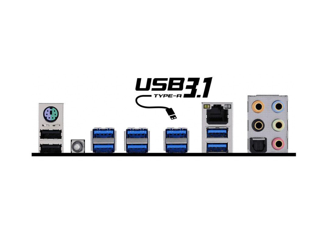 Placa Mãe MSI X99A SLI PLUS LGA 2011-3 DDR4 USB 3.1
