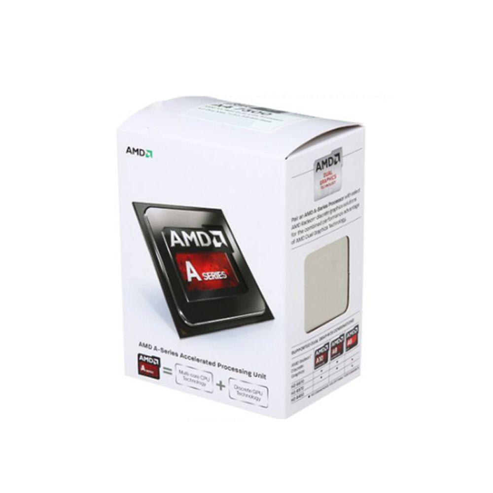 Processador AMD A4 7300 | Dual Core | Cache 1MB | 3.8GHz | FM2