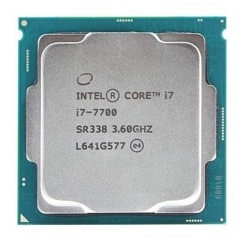 Processador Intel Core i7-7700 3.60GHz LGA1151 OEM