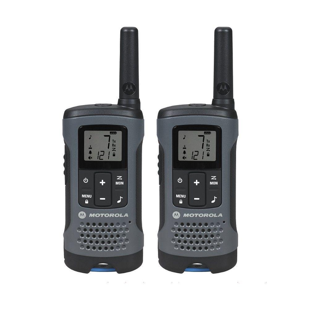 Radio De Comunicação Motorola T200mc 1,5km A 8km