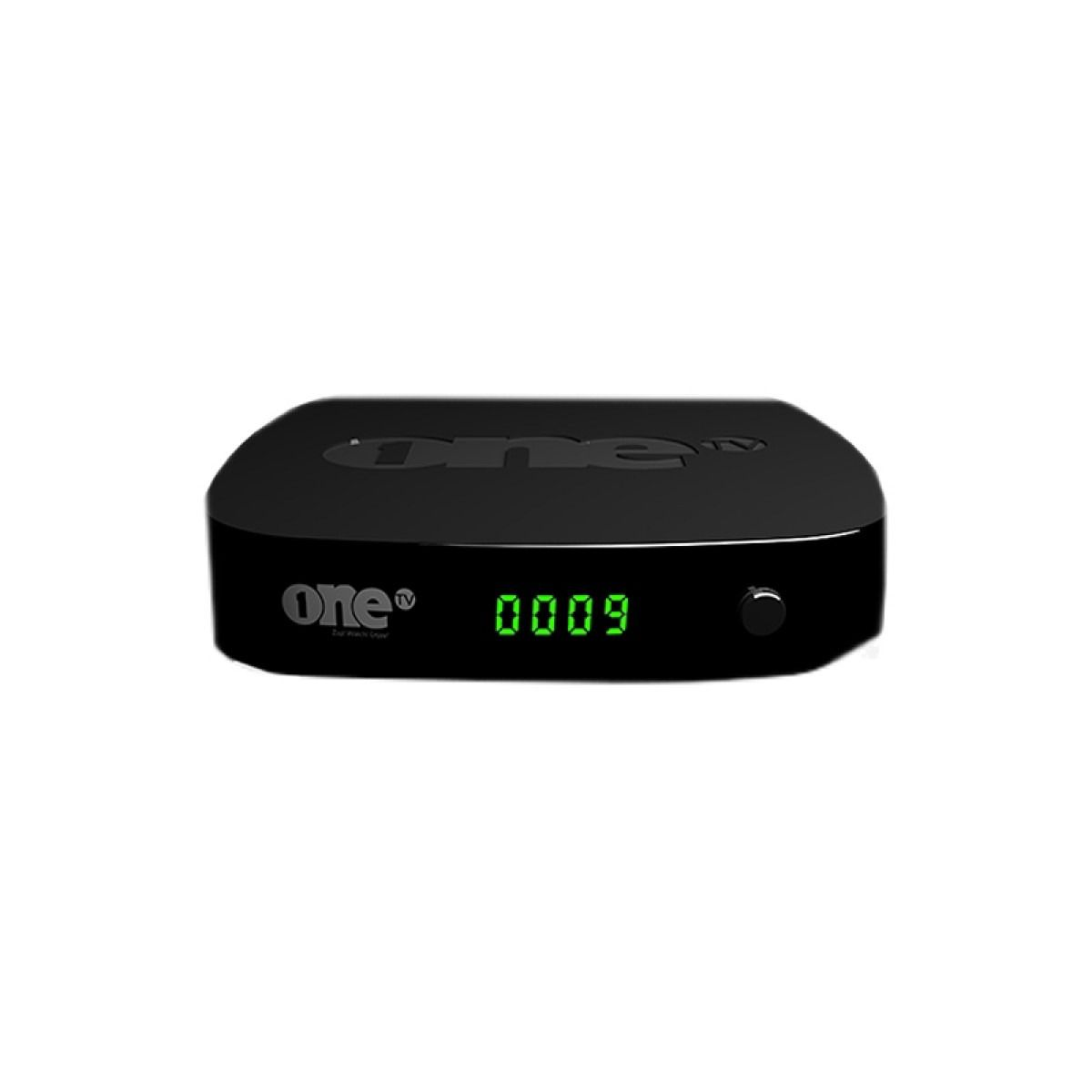 Receptor OneTv Ultra HD 4K Com IPTV/WIFI HDMI