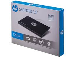 SSD 120GB HP M700 Planar MLC Nand Flash 2.5