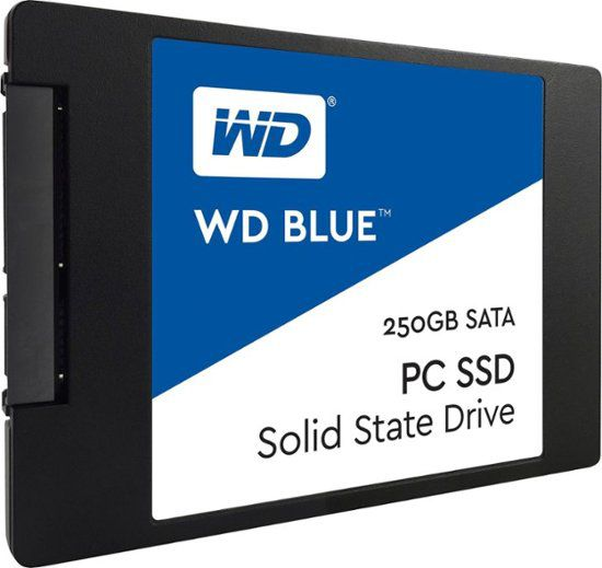 SSD WD Blue 250GB Solid State Drive