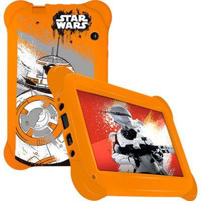 Tablet 8Gb Disney Star Wars Multilaser Nb238