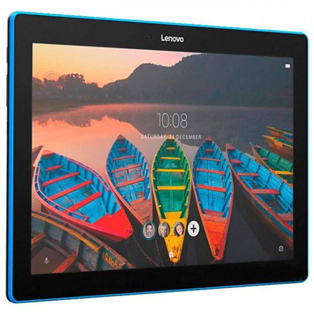 "Tablet Lenovo Tb-x103f Wi Fi 16gb Tela HD 10"" Camera 5mp Android 6.0"