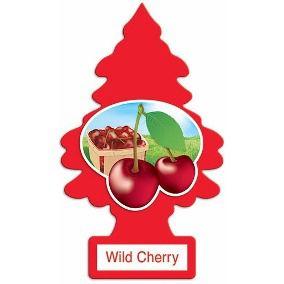 Wild Cherry - Aromatizante Little Trees