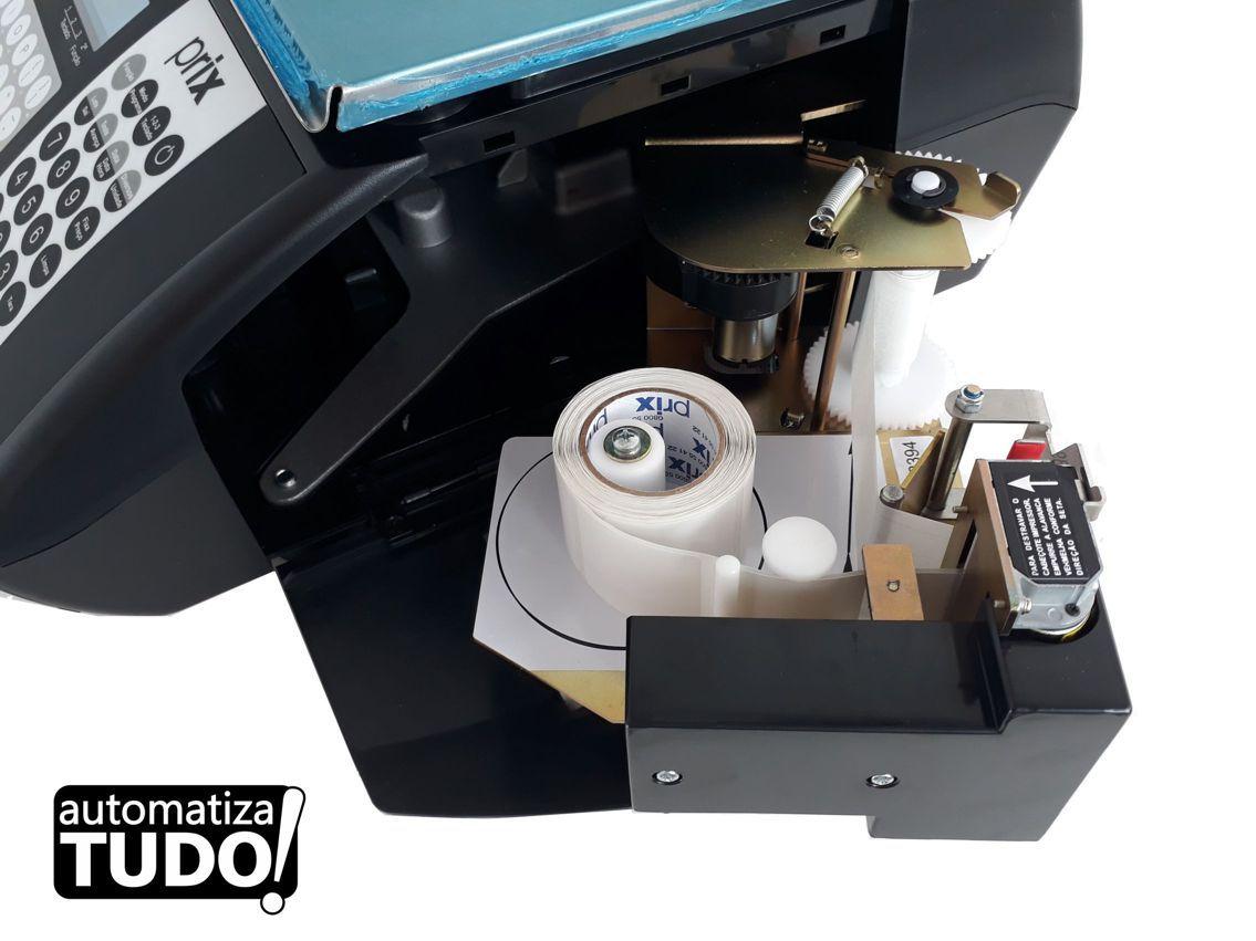 0a75db8e5 Balança com Impressora Toledo Prix 4 Uno - AutomatizaTudo - Balanças ...