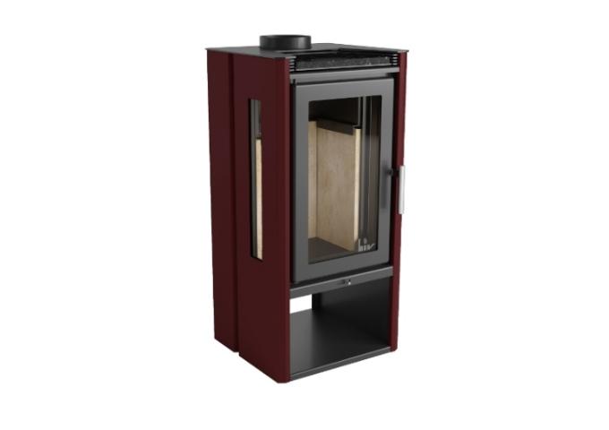 Calefator de Dupla Combustão Elegance LIV413  - Decorgrill - A certeza do melhor para o seu espaço gourmet!