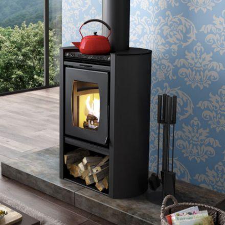 Calefator de Dupla Combustão Elíptico LIV590