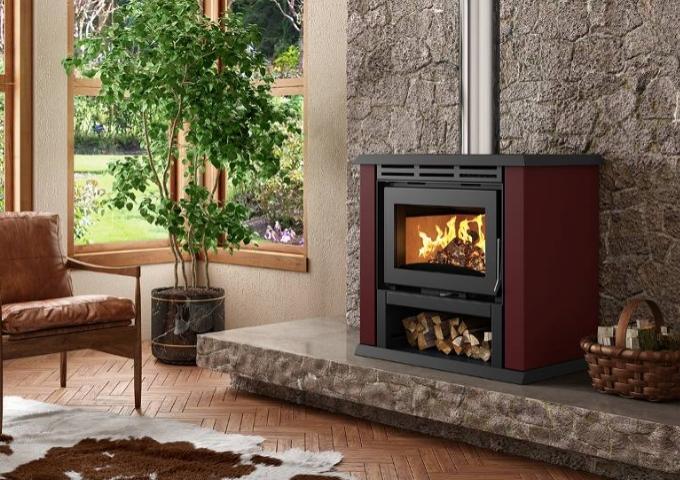 Calefator LIV314 de Dupla Combustão Monarch  - Decorgrill - A certeza do melhor para o seu espaço gourmet!