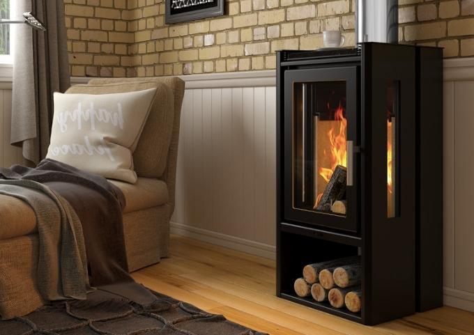 Calefator LIV412 de Dupla Combustão Elegance
