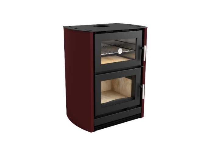Calefator LIV417 de Dupla Combustão  - Decorgrill - A certeza do melhor para o seu espaço gourmet!